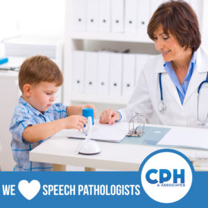 speech pathologist insurance